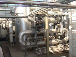 China Oxygen Gas Plant 1400 Nm3/h Combustion Gas GOX Air Separation Plant supplier
