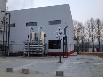 China Liquid Air Industry Gas Liquefaction Plant 0.49 MPa Pressure supplier