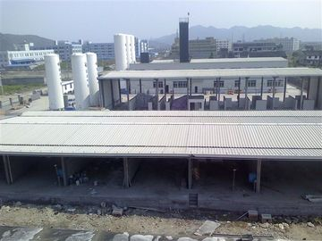 China Cryogenic  air separation unit process 500/1000 Nm3/h KDON-500/1000 Inert Gas supplier