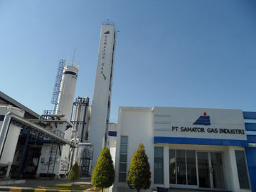 China LOX Industry Liquid Aerospace Gas Liquefaction Plant 2000 Nm3 / h supplier