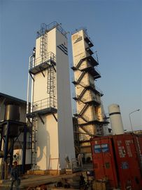 China 2000 Nm3/h ~ 2500 Nm3/h  Oxygen gas plant   Papermaking Industry Gaseous Nitrogen O2 supplier