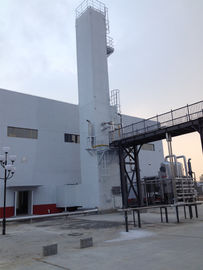 China High Purity Al steel Cryogenic Air Separation Plant for Liquid Nitrogen Oxygen Gas factory