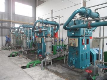 China Freezing cryogenic air separation process 50/2500 (Nm3/h)  Electronic Gas factory