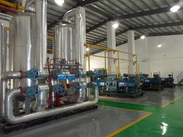 400TPD LIN / 400TPD LOXLiquefaction Plant  Liquid Equipment , LIN Liquefaction Unit